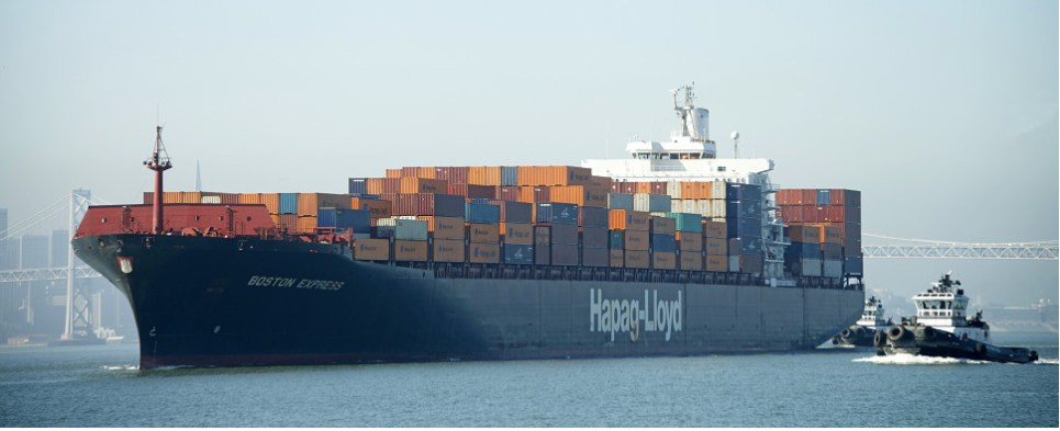 Combined carriers could deliver more shipments of export cargo and import cargo in international trade.
