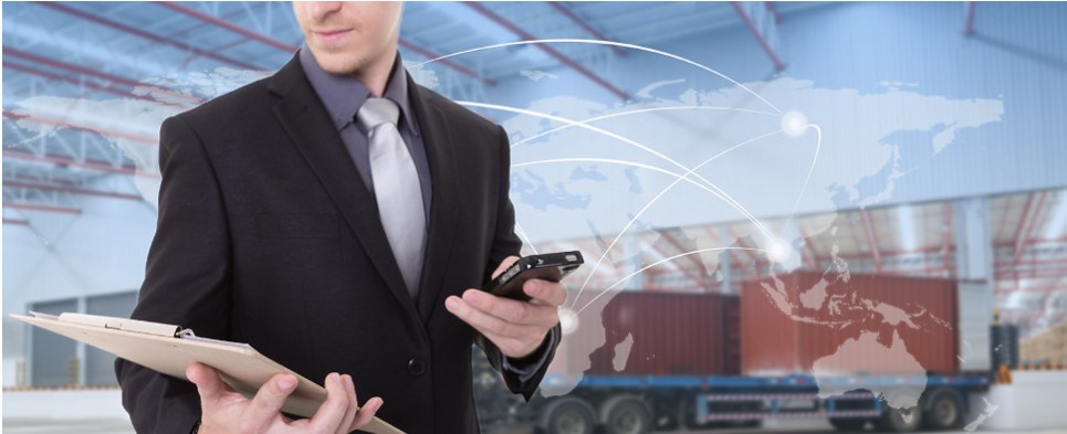 Logisitcs management involves shipments of export cargo and import cargo in international trade.