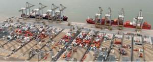 THE Alliance Chooses DP World's UK Ports