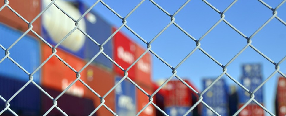 Software can screen restrictions against shipments of export cargo and import cargo in international trade.
