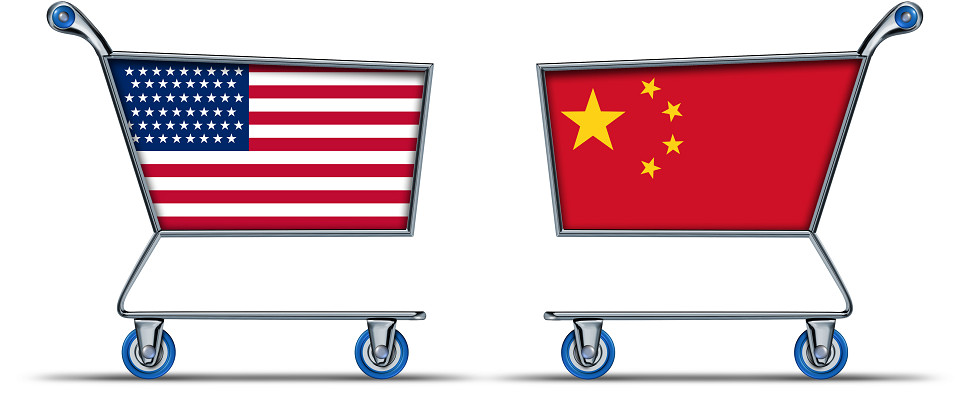 Trump and Xi will be discussing shipments of export cargo and import cargo in international trade.