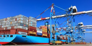 Improvements allow Haifa port to handle more shipments of export cargo and import cargo in international trade.