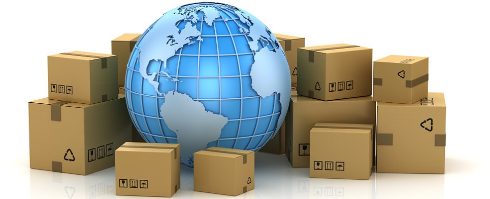 Online purchases are representing more shipments of export cargo and import cargo in international trade.