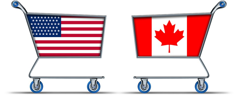 Further liberalization of North American trade would generate more shipments of export cargo and import cargo in international trade.