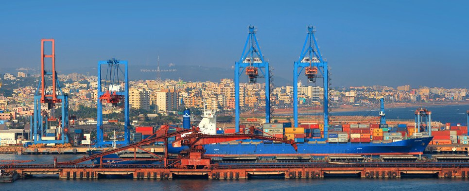 Forecasts are for more shipments of export cargo and import cargo in international trade.