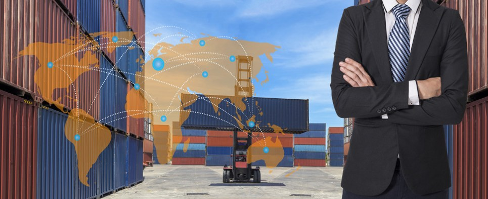 3PLs handle shipments of export cargo and import cargo in international trade.