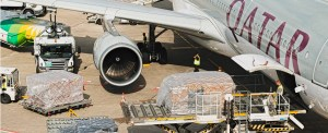 Qatar Airways First Charter Freighter Arrives In Columbus