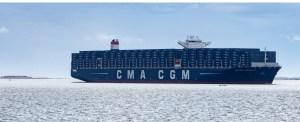 SC Ports Celebrates Big Ship Call