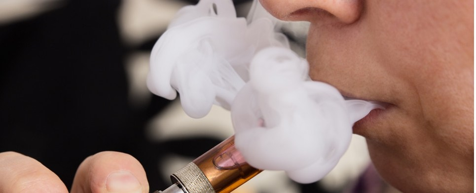 Most e-cigarettes arrive in North America from China via shipments of export cargo and import cargo in international trade.