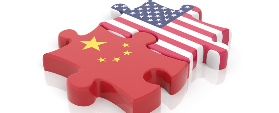 China's purchase of US debt enables more shipments of export cargo and import cargo in international trade.
