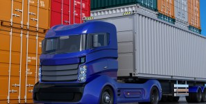 Protecting truckers carrying shipments of export cargo and import cargo in international trade.