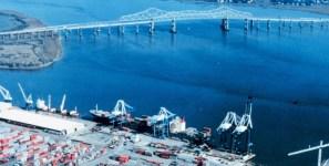 South Carolina ports are handling v