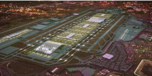 Expansion will allow Heathrow Airport to handle more shipments of export cargo and import cargo in international trade.