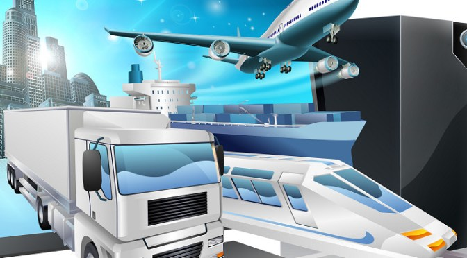 Using international distributors to sell shipments of export cargo and import cargo in international trade.
