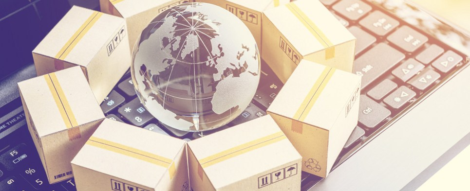 Expanding into international markets with shipments of export cargo and import cargo in international trade.