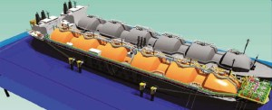 New and Emerging LNG Importers Reshaping Waterborne Gas Market