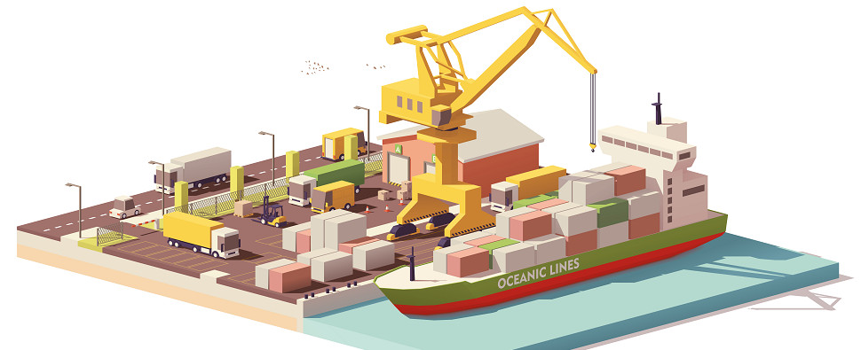 Proper planning will generate more shipments of export cargo and import cargo in international trade.