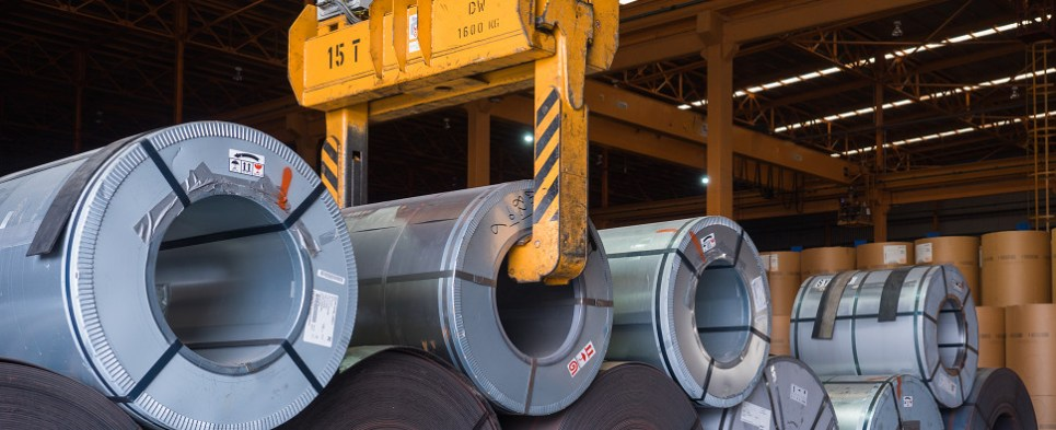 US steelmakers hope for restrictions on shipments of export cargo and import cargo in international trade.
