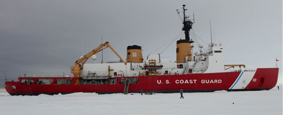 Arctic is emerging as a route for transporting shipments of export cargo and import cargo in international trade.
