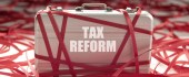 Implications of tax reform for manufacturers with shipments of export cargo and import cargo in international trade.