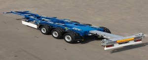 NYNJ Shippers: New Intermodal Chassis Are Available
