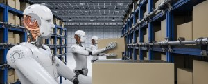 Ecommerce: Dramatic Changes in Warehousing and Distribution