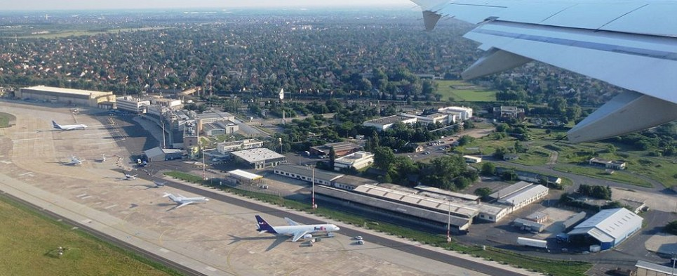 Budapest Airport is handling more shipments of export cargo and import cargo in international trade.