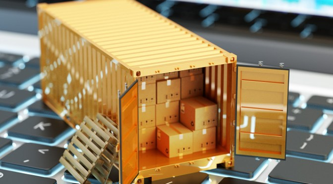 Challenges in the logistics of ecommerce shipments of export cargo and import cargo in international trade.
