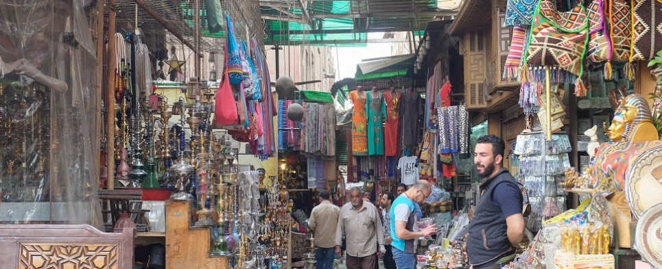 Egypt wants to promote ecommerce to generate more shipments of export cargo and import cargo in international trade.