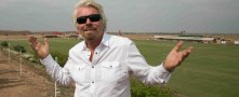 Branson wants high speed shipments of export cargo and import cargo