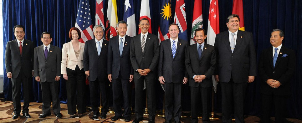 TPP would mean more shipments of export cargo and import cargo in international trade.