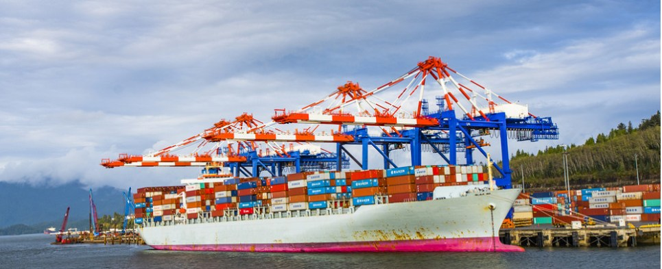 Modernization will allow Canada's ports to handle more shipments of export cargo and import cargo in international trade.