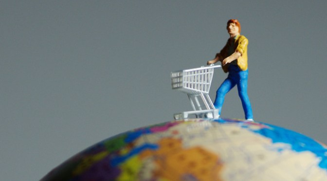 Ecommerce will represent more shipments of export cargo and import cargo in international trade.