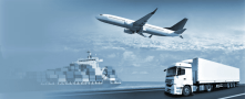 Macroeconomic factors impact shipments of export cargo and import cargo in international trade.