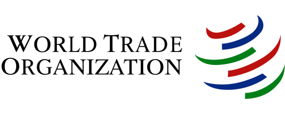 Cases are headed to the WTO regarding shipments of export cargo and import cargo in international trade.