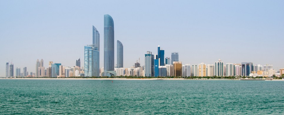 Companies with shipments of export cargo and import cargo in international trade are headed to Abu Dhabi.