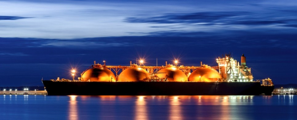 China's shipments of natural gas export cargo and import cargo in international trade are growing.