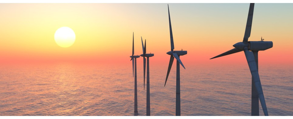 Offshore wind projects include shipments of export cargo and import cargo in international trade.