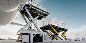 Cold chain solution delivered pharma shipments of export cargo and import cargo in international trade.