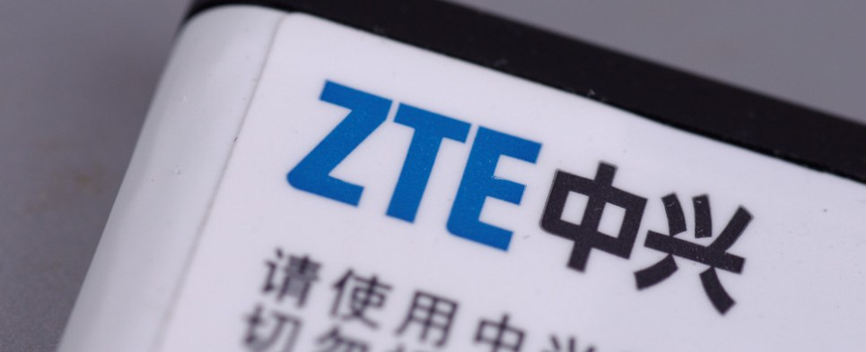 Agreement allows ZTE access to US shipments of export cargo and import cargo in international trade.