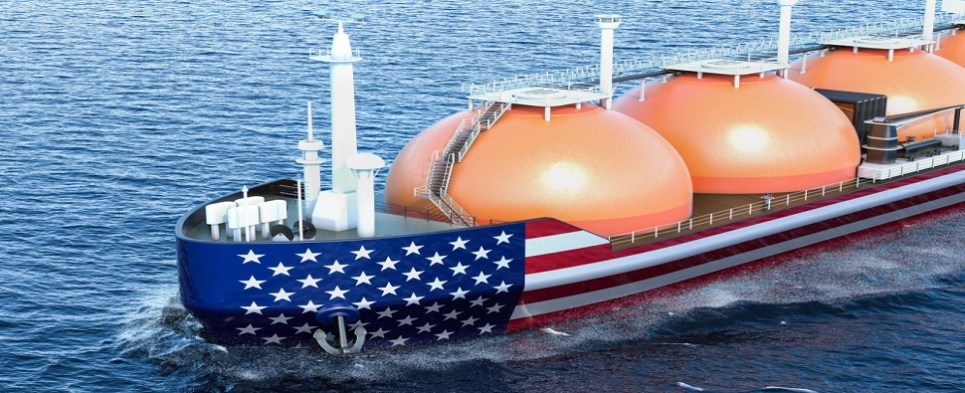 Easier permitting could yield more US LNG shipments of export cargo and import cargo in international trade.