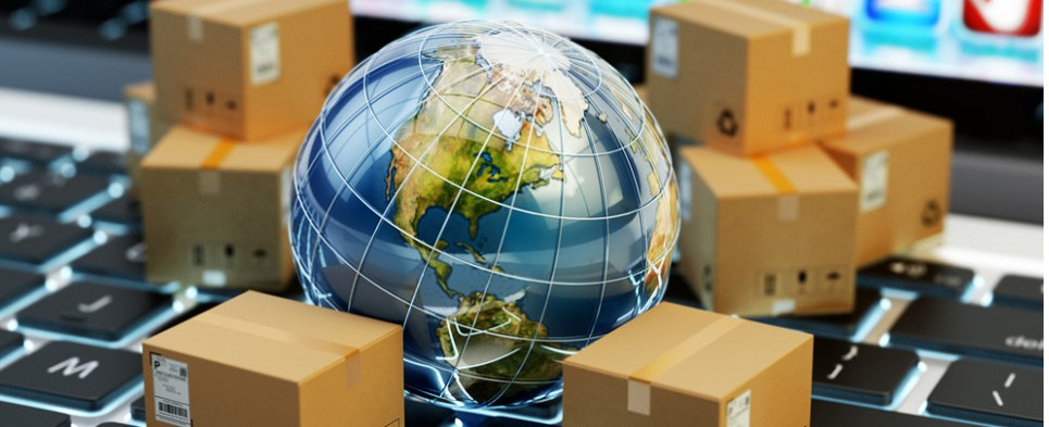 Standards were adopted for ecommerce shipments of export cargo and import cargo in international trade.