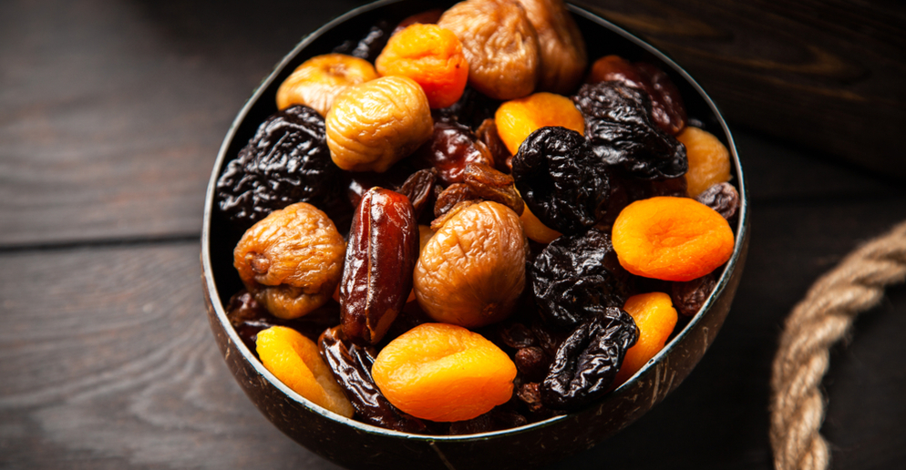 fruits nuts