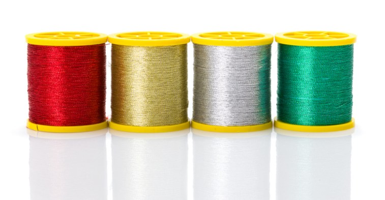 metallised yarn