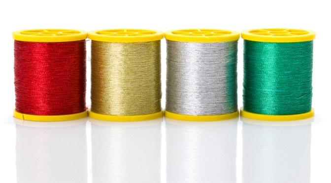 metallised yarn