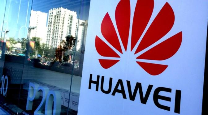 Huawei equipment
