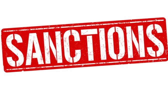 u.n. sanctions