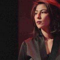 Meesha Shafi Pakistani fashion model