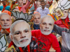 indian shares market up on modi