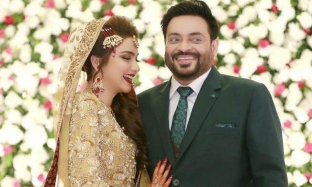 Aamir Liaquat's second marriage: Daughter and first wife in